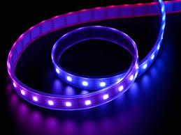 adafruit dotstar digital led strip white 60 led per meter