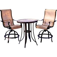 Bar Height Swivel Patio Chairs Delightful Bar Height Swivel Patio Chairs Garden