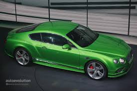 bentley green world debut for 2015 bentley continental gt at the geneva motor