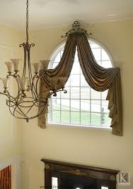 Curved Window Curtain Rods For Arch Window Treatments Archives My Decorating Tips Arched Window