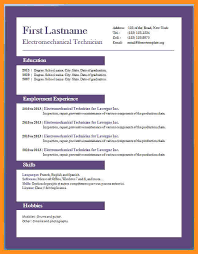 free downloadable cv template gallery of 9 download cv template word 2010 fillin resume free