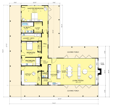Courtyard Homes Floor Plans Casa Tipo L De Dos Dormitorios Casa L Pinterest House