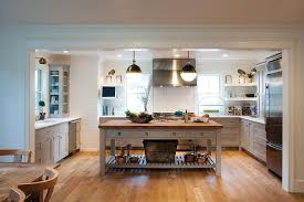 freestanding kitchen islands free standing gray kitchen island with shelf butcher block
