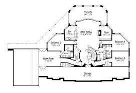 european french home with 4 bdrms 5082 sq ft house plan 106 1165