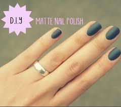 diy how to make matte nail polish youtube diy matte nail polish