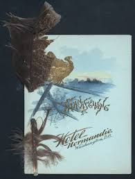 file thanksgiving dinner held by hotel normandie at