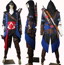 assassin u0027s creed 3 connor kenway costume unique halloween costume