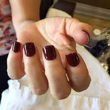 sns nails odorless strong and healthy no uv light yelp