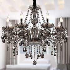 Modern Crystal Chandeliers Aliexpress Com Buy Modern Crystal Chandeliers Lighting Lustre De