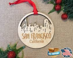 san francisco california stainless steel laser cut map