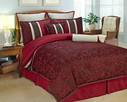 Cherry Blossom Comforter Sets 12 Piece Cal Autumn Blossom Bedding Bed In A Bag Set