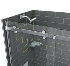 revolutionary shower bathroom remodel look like tiles by maax