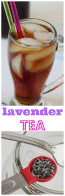 lavender tea how to make lavender iced tea created by diane
