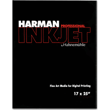 harman by hahnemuhle gloss baryta inkjet paper 13633043 b u0026h