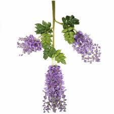 aliexpress com buy 1 piece artificial silk wisteria fake garden