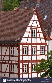 tudor style tudor style house in nuremberg stock photo royalty free image
