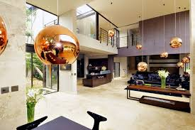 Home Decor Magazines In South Africa Interesting Luxury Modern House In South Africa By Nico Van Der