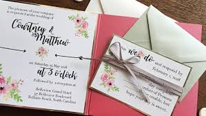 Pink Wedding Invitations Pink Wedding Invitation U2013 The Bow Invitations