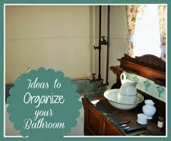 bathroom organization ideas the gardening cook