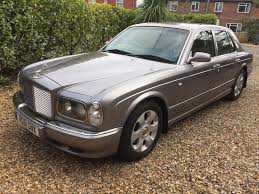 2000 bentley arnage bentley arnage red label silver 2001 in southampton hampshire