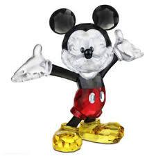 swarovski crystal disney mickey mouse figurine 1118830 ebay