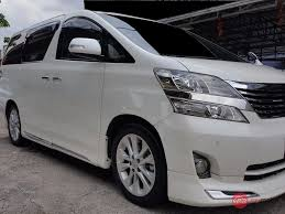 kereta vellfire 2012 toyota vellfire for sale in malaysia for rm139 800 mymotor