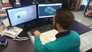 bureau dessinateur bureau etude technique unique dessinateur projeteur cao design à