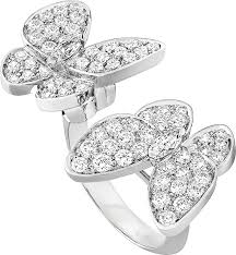 butterfly rings diamond images Object of desire the double butterfly ring buro 24 7 jpg