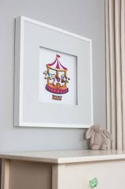 40 best personalised art for kids images on pinterest 3d kids personalised 3d illustration by emma davison merry go round 50x50 framed personalisedorigional paper cut
