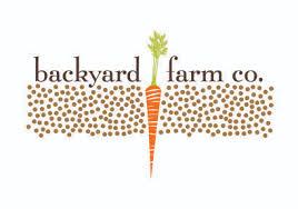 Backyard Farms Logo For Backyard Farm Company Aka Green Fork Farms U2013 Naiad Design