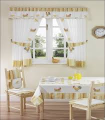burlap kitchen curtains home design ideas and pictures