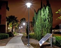 Marine Solar Lights - sepco supplies solar powered led outdoor lighting to california