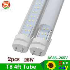 4ft led tube light sunway lighting 4 ft led tube light t8 28w 1200mm 4ft led tube light