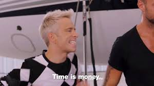 Antm Meme - time is money gifs get the best gif on giphy