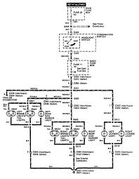1990 honda accord brake light wiring diagram wiring diagram for
