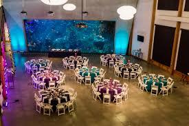 wedding rentals seattle seattle aquarium