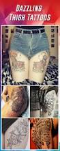 cute thigh tattoos for women 60 thigh tattoos for women 2017