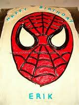 easy spiderman batman cakes ideas 454