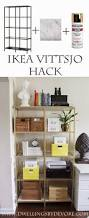 ikea shelf hack 48 how to update ikea shelf 10398 ekby tony ekby bj rnum wall
