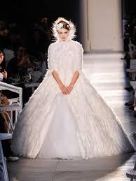 robe de mariã e haute couture les robes de mariée haute couture de l automne hiver 2012 2013