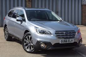 subaru outback sport 2016 used 2016 subaru outback 2 5 i se premium estate for sale in west