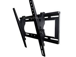 samsung 32 led tv wall mount tilt wall mount bracket for 32 52 in tvs up to 125 lbs monoprice com