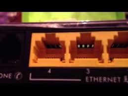 centurylink internet light red unboxing century link high speed modem youtube