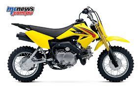 Suzuki Minibikes Small Bikes Big Fun Big Specials Mcnews