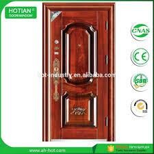 Steel Exterior Security Doors Front Doors Trendy Security Front Door For Contemporary Home