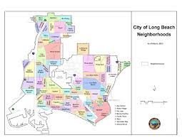 Cerritos College Map Neighborhoods Of Long Beach California Wikipedia