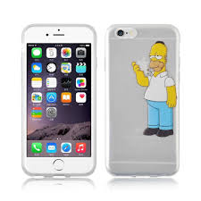 homer iphone 6 6 plus decal sticker gadget flow
