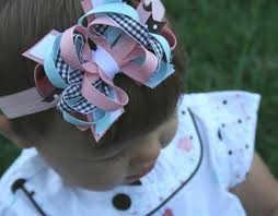 custom hair bows abby s bowtique custom hair bows review and awesome gift card