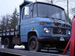 mercedes trucks for sale in usa 1972 mercedes 608d dump truck hear it run here in the usa