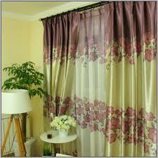 Purple And Cream Striped Curtains Cream Green And Purple Curtains Curtains Home Design Ideas